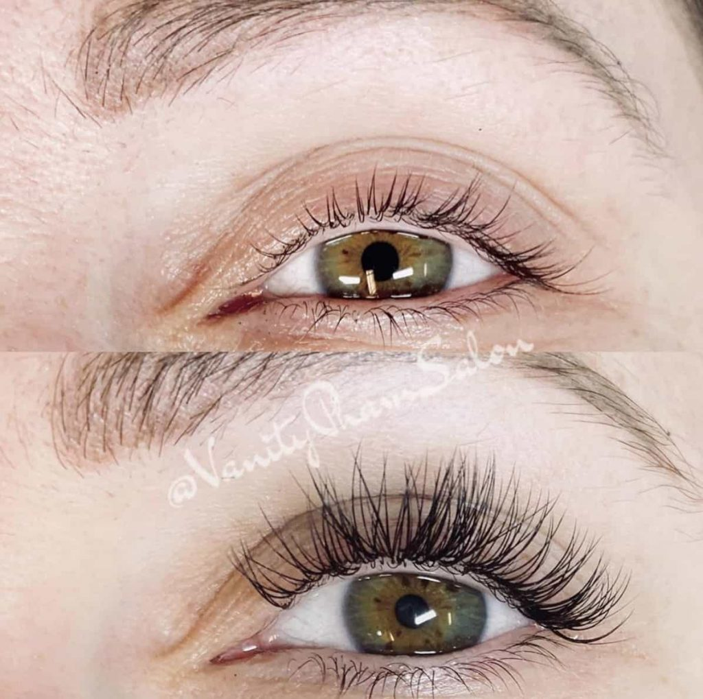 bellevue eyelash extensions