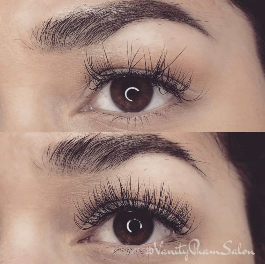 bellevue lashes salon